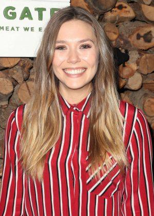 Elizabeth Olsen - Deadline Hollywood Studio at 2017 Sundance Film Festival in Utah