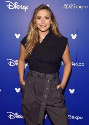 Elizabeth Olsen - Disney's D23 EXPO 2017 in Anaheim