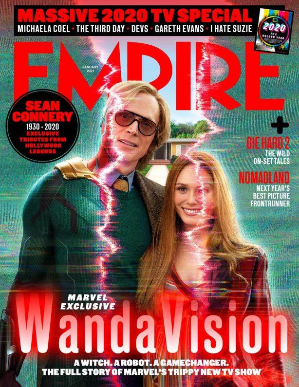 Elizabeth Olsen - Empire Magazine (January 2021)