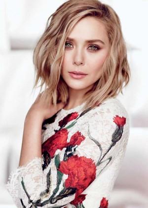 Elizabeth Olsen - Fashion Magazine (May 2015)