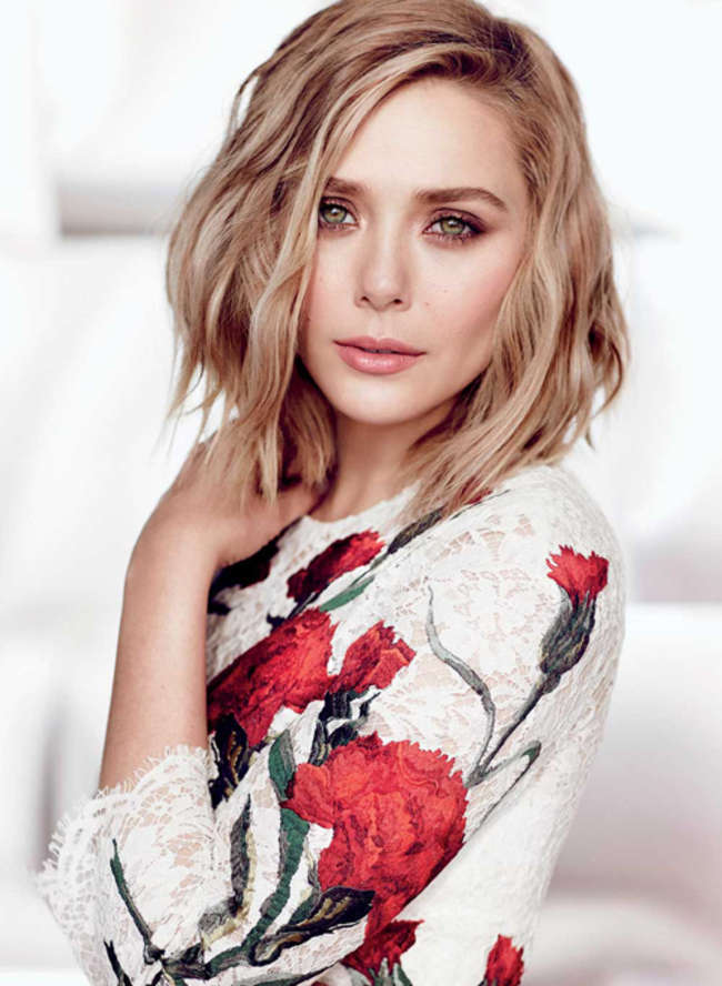 Elizabeth Olsen - Fashion Magazine (May 2015)