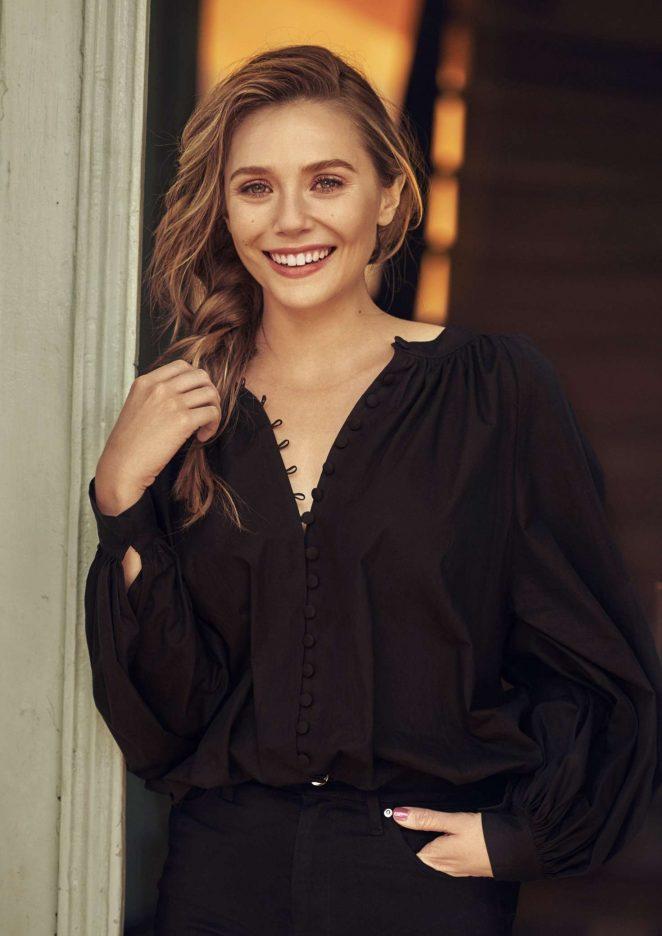 Elizabeth Olsen - H&M Campaign Spring 2018