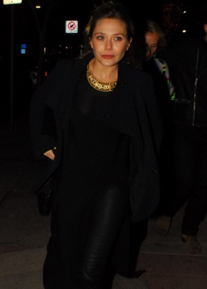 Elizabeth Olsen - 'Hail, Caesar!' Premiere in Westwood