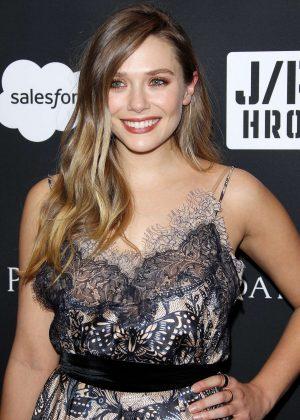 Elizabeth Olsen - Haiti Rising Gala in Beverly Hills