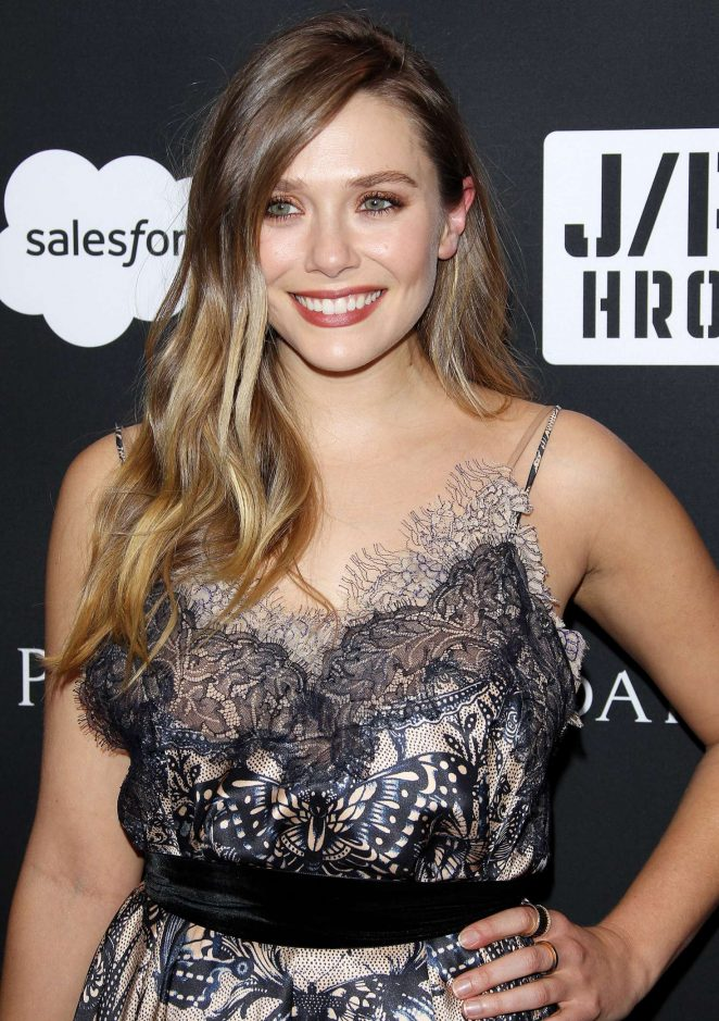 Elizabeth Olsen – Haiti Rising Gala in Beverly Hills