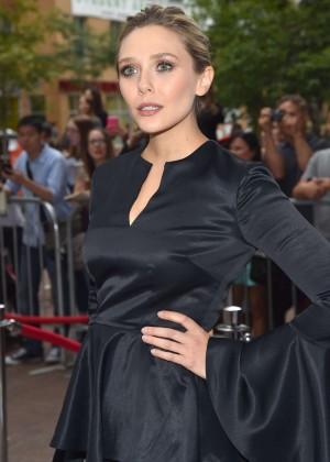 Elizabeth Olsen - 'I Saw the Light' Premiere in Toronto