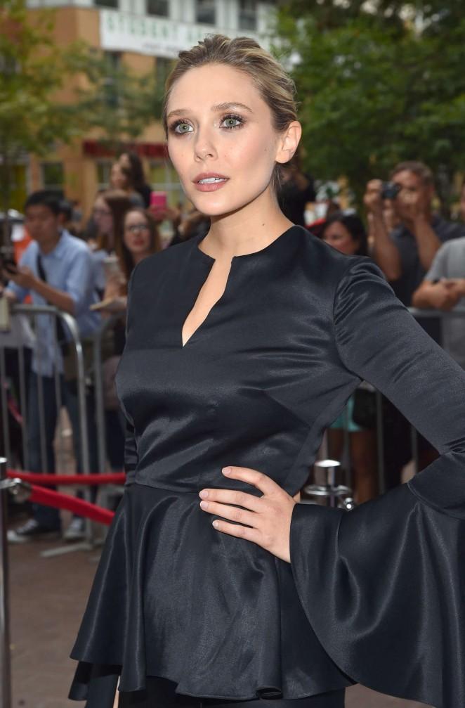Elizabeth Olsen – 'I Saw the Light' Premiere in Toronto