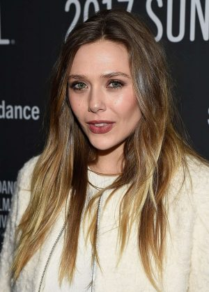 Elizabeth Olsen - 'Ingrid Goes West' Premiere at 2017 Sundance Film Festiv