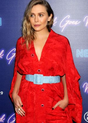Elizabeth Olsen - 'Ingrid Goes West' Premiere in NYC