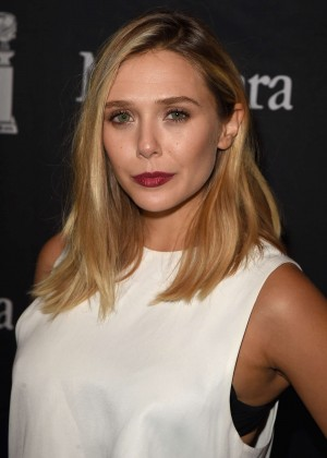 Elizabeth Olsen - InStyle and HFPA Party 2015 in Toronto
