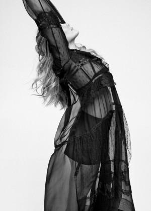 Elizabeth Olsen - L'Officiel Paris Magazine (September 2015)
