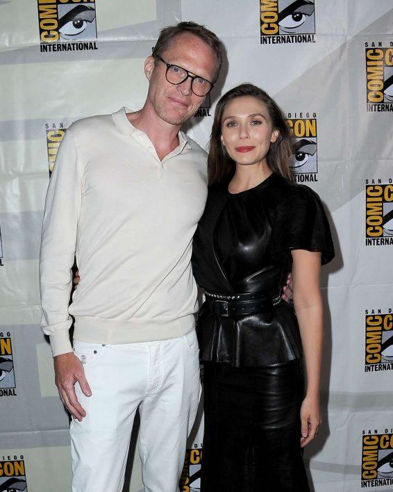 Elizabeth Olsen - Marvel Panel at Comic Con San Diego 2019