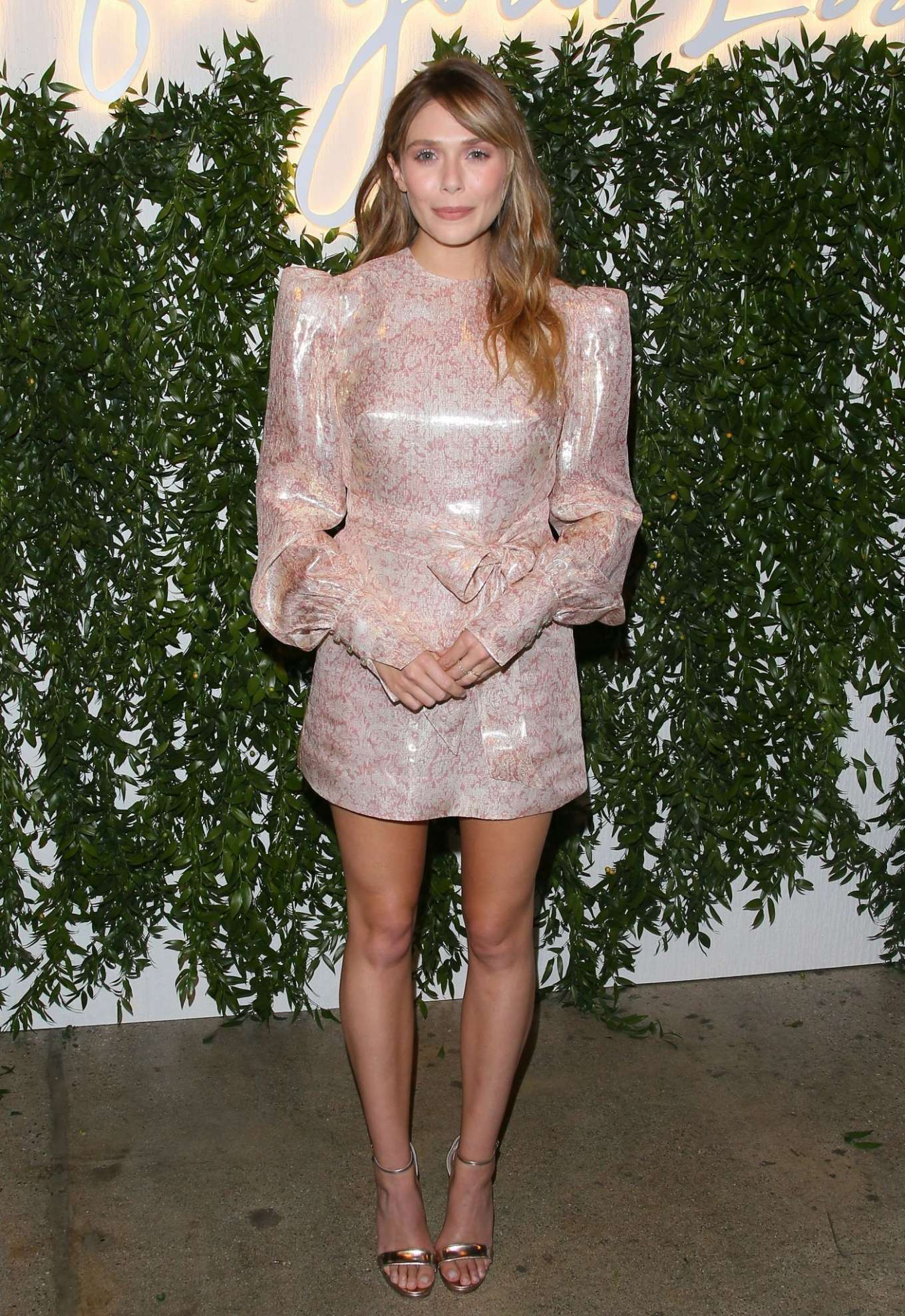 Elizabeth Olsen - 'Sorry For Your Loss' Premiere in Los Angeles