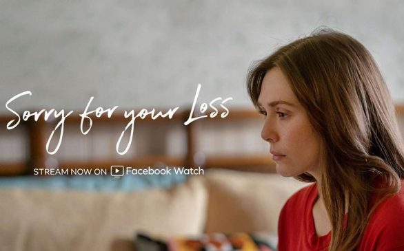 Elizabeth Olsen - 'Sorry For Your Loss' Season 2 Promo Material 2019