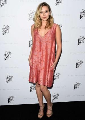 Elizabeth Olsen - Stella McCartney Autumn 2016 Presentation in Los Angeles