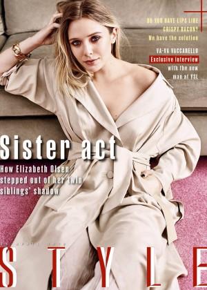 Elizabeth Olsen - Sunday Times Photoshoot (April 2016)