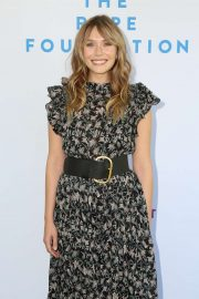Elizabeth Olsen - The Rape Foundation's Brunch in Beverly Hills