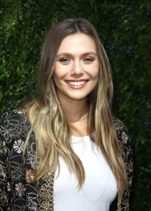 Elizabeth Olsen - The Tribeca Chanel Women's Filmmaker Program Luncheon in NYC