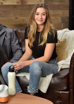 Elizabeth Olsen - Variety Studio at Sundance Presented by Orville Redenbacher's in Utah