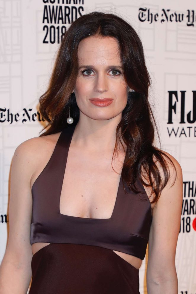 Elizabeth Reaser – 28th Annual Gotham Independent Film Awards in NY