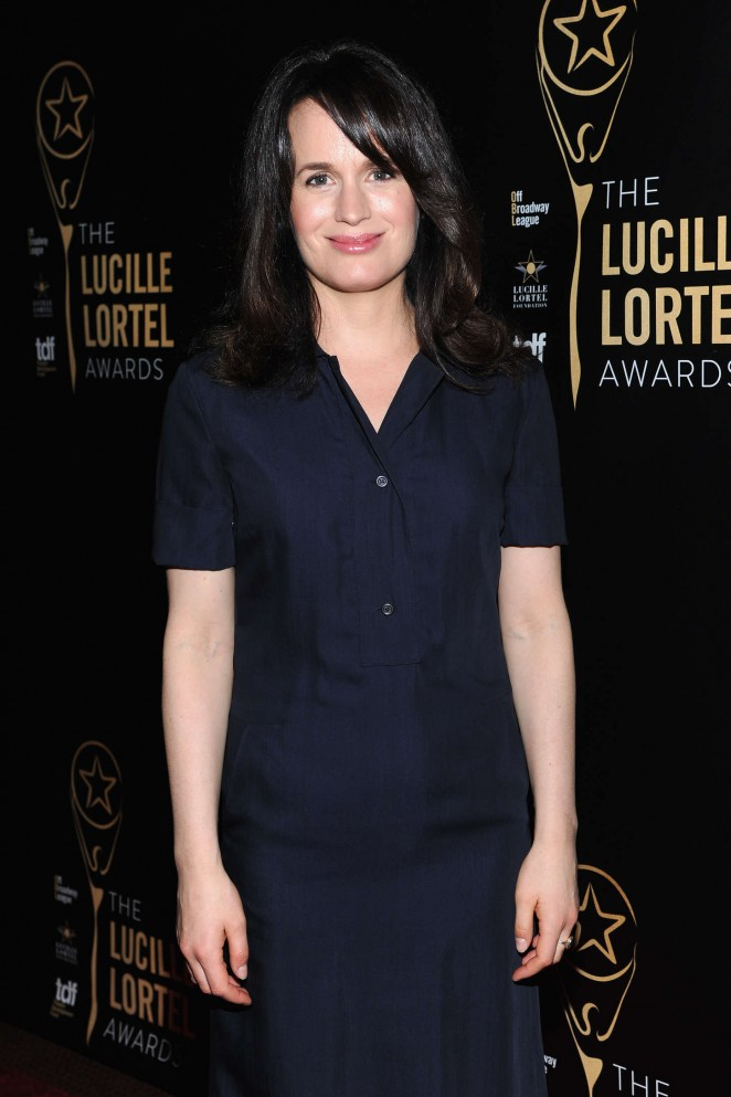 Elizabeth Reaser - 2015 Lucille Lortel Awards in NYC