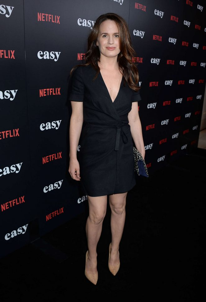 Elizabeth Reaser - 'Easy' Premiere in West Hollywood