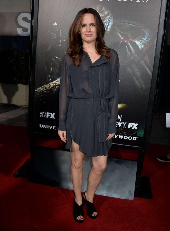Elizabeth Reaser - 'Halloween Horror Nights' Opening Night Celebration in Universal City