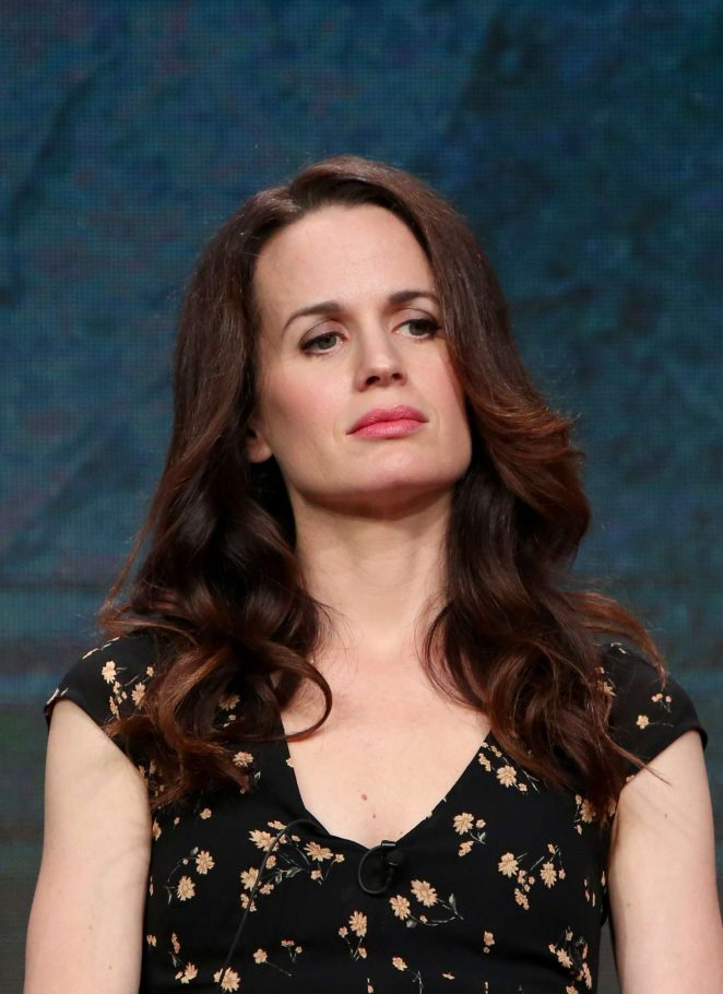 Elizabeth Reaser - 'Manhunt: Unabomber' TV Show Panel at 2017 TCA Summer Press Tour in LA