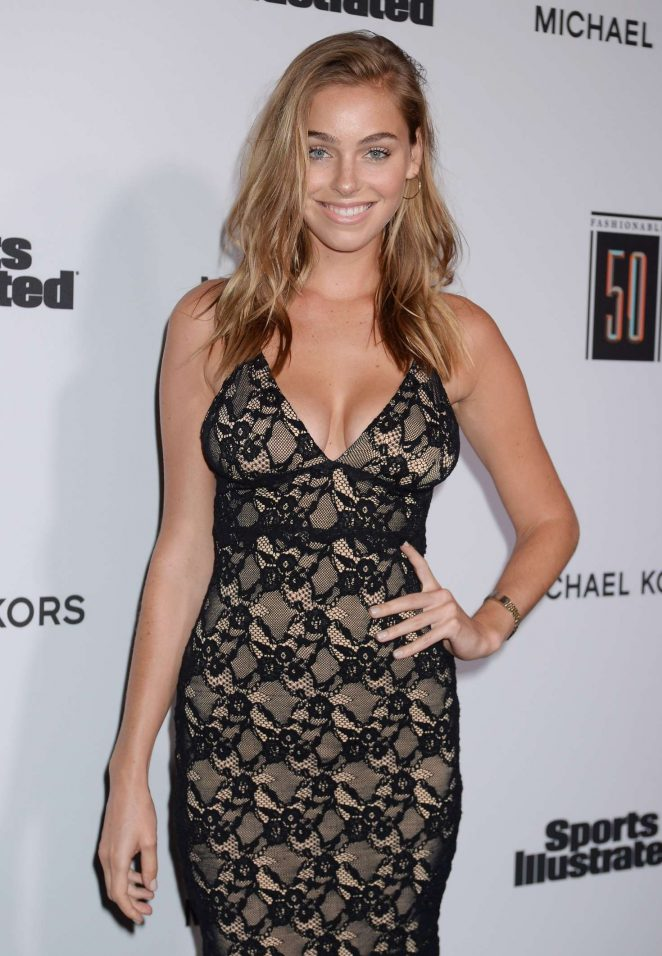 Elizabeth Turner - Sports Illustrated Fashionable 50 in Hollywood