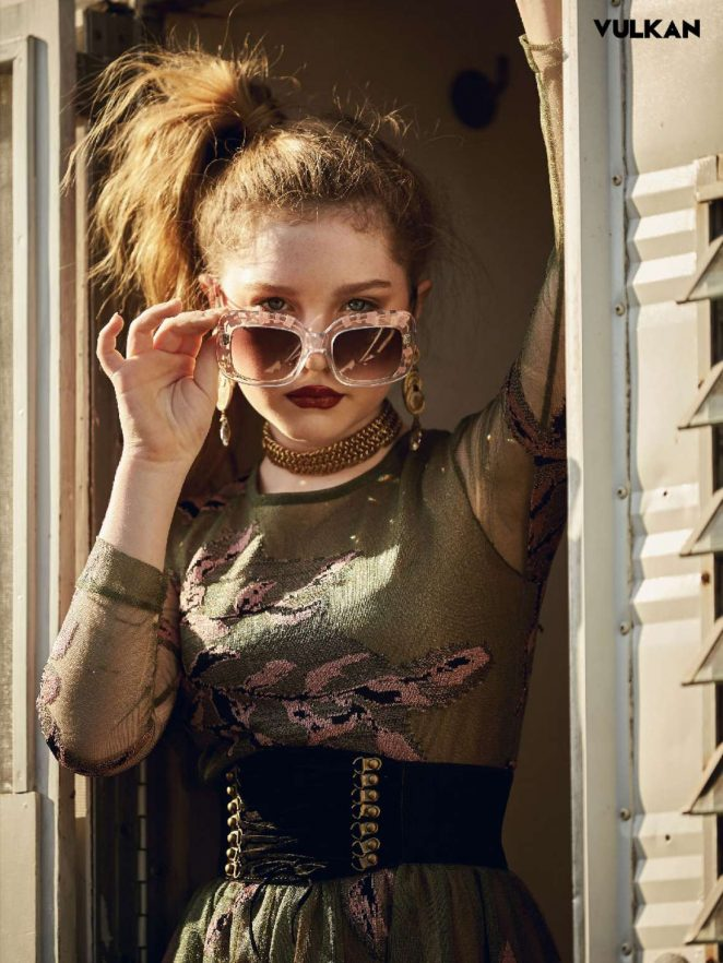 Ella Anderson - Vulkan Magazine (March 2018)