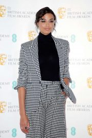 Ella Balinska - BAFTA Film Awards Nominations Announcement 2020 Photocall in London