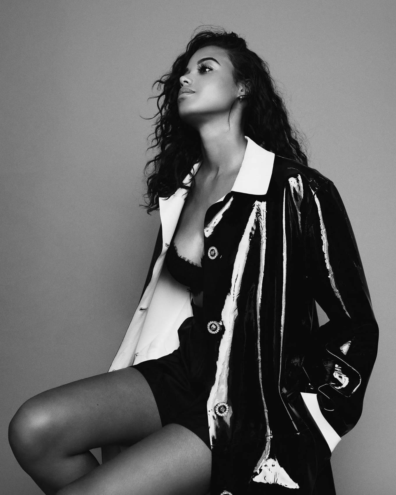 Ella Balinska by Juan Veloz Photoshoot 2020