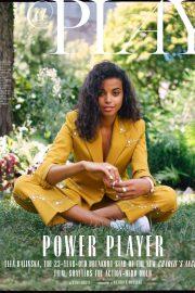 Ella Balinska - Marie Claire US Magazine (November 2019)