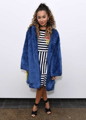 Ella Eyre - House of Holland Show 2016 at London Fashion Week