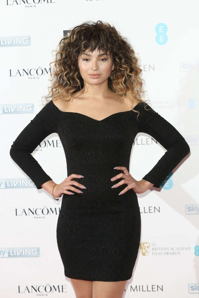 Ella Eyre - EE and InStyle Pre-BAFTA Party 2015 in London
