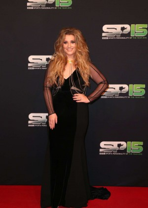 Ella Henderson - 2015 BBC Sports Personality Of The Year Award in Belfast