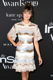 Ella Purnell - 2019 InStyle Awards in Los Angeles