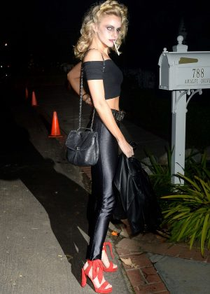 Elle Evans - Kate Hudson's Halloween Party in Pacific Palisades