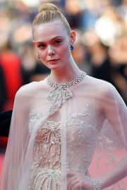Elle Fanning - 2019 Cannes Film Festival Closing Ceremony