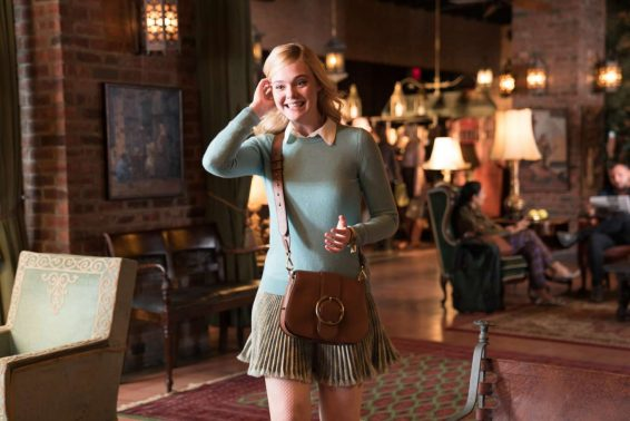 Elle Fanning - 'A Rainy Day in New York' Stills 2019