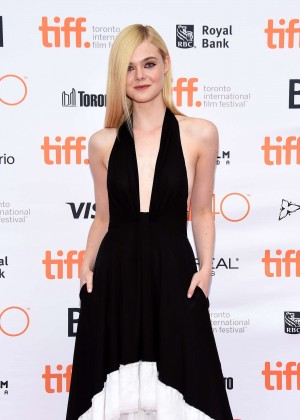 Elle Fanning - 'About Ray' Premiere at 2015 TIFF in Toronto