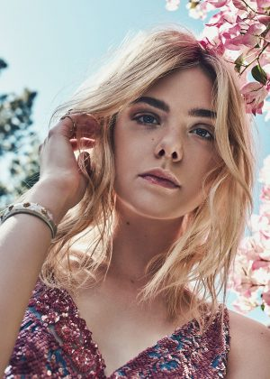 Elle Fanning - C Magazine (Winter 2016)