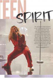 Elle Fanning - CosmoGIRL! Magazine (July 2019)