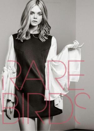 Elle Fanning - Elle Magazine (July 2015)