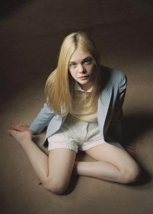 Elle Fanning - Eva Vermandel Photoshoot for the Sunday Telegraph 2011