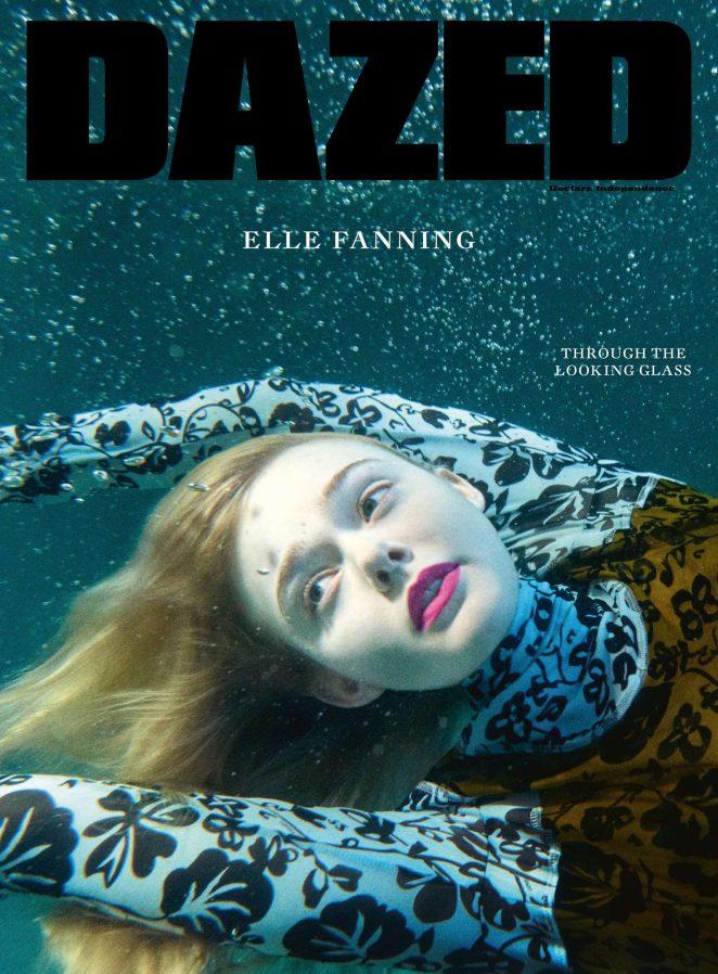 Elle Fanning for Dazed (Summer 2017)