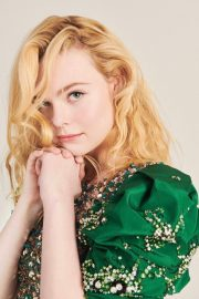 Elle Fanning - Glamour Magazine (France - March 2020 issue)