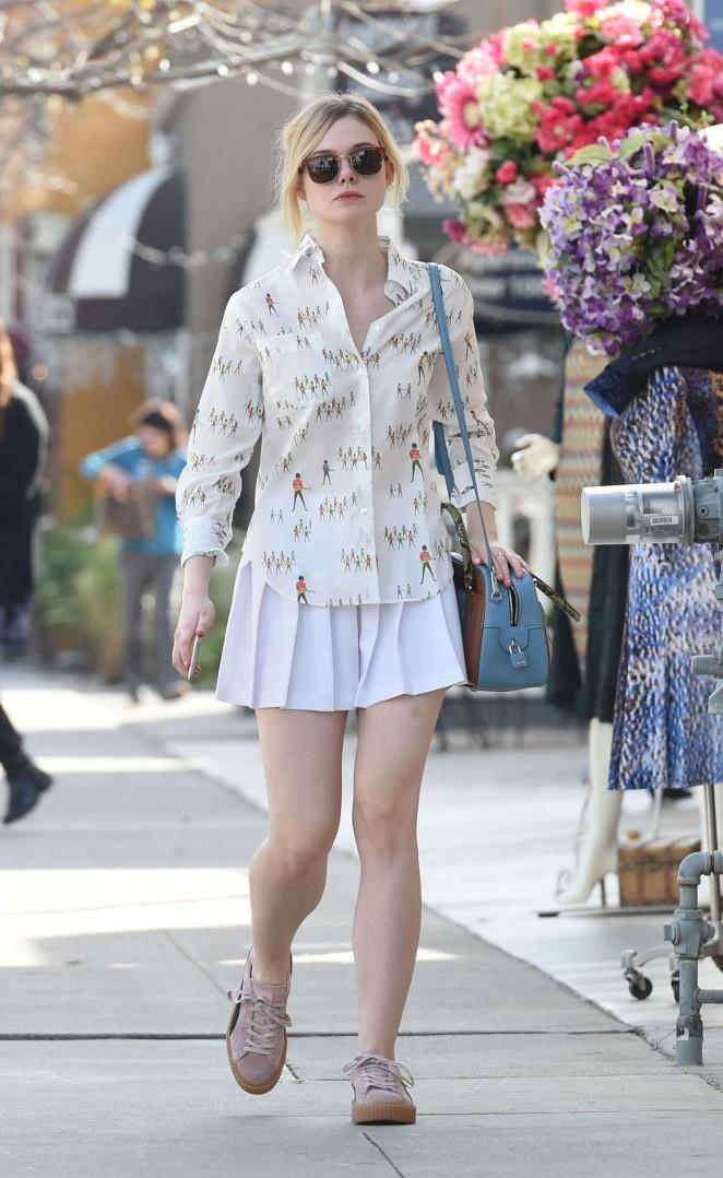 Short Skirt Shopping 104