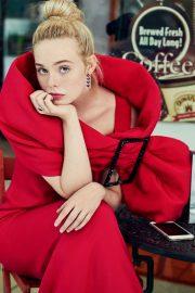 Elle Fanning - InStyle Magazine (November 2019)