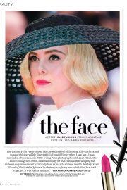 Elle Fanning - InStyle US Magazine (August 2019)